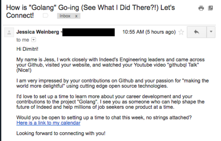 How To Write Emails Like A Pro Recruiter Norbert