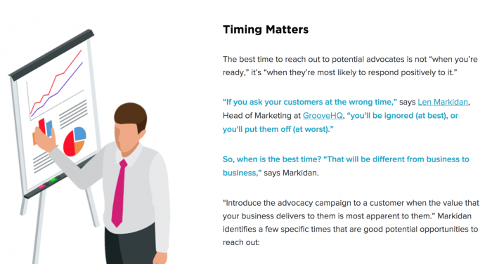 Customer Advocacy Playbook from WebProfits